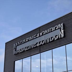 The Venue: MAGAZINE LONDON
