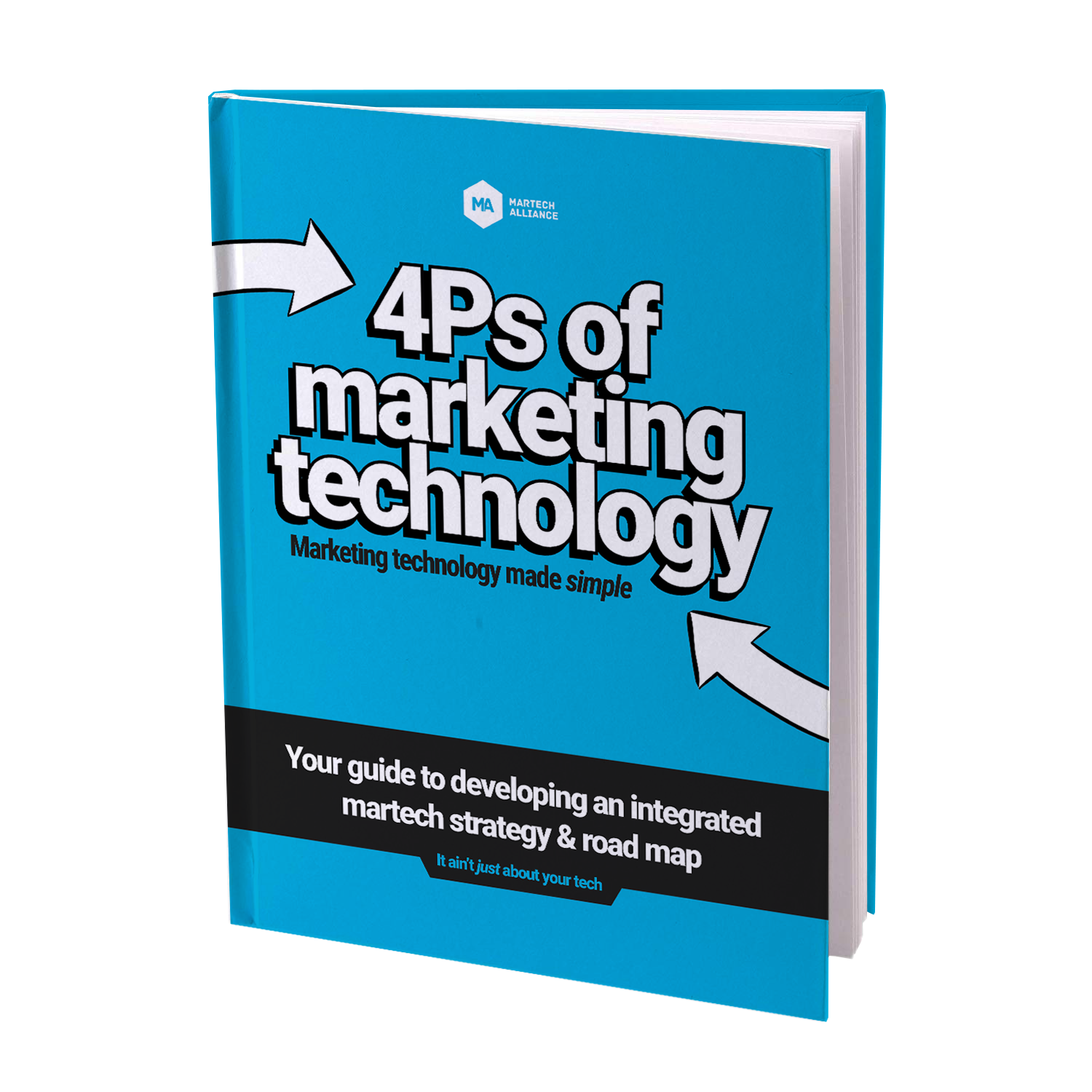 4Ps of Marketing technology ebook