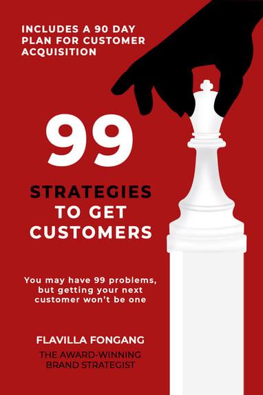 99 strategies to get customers