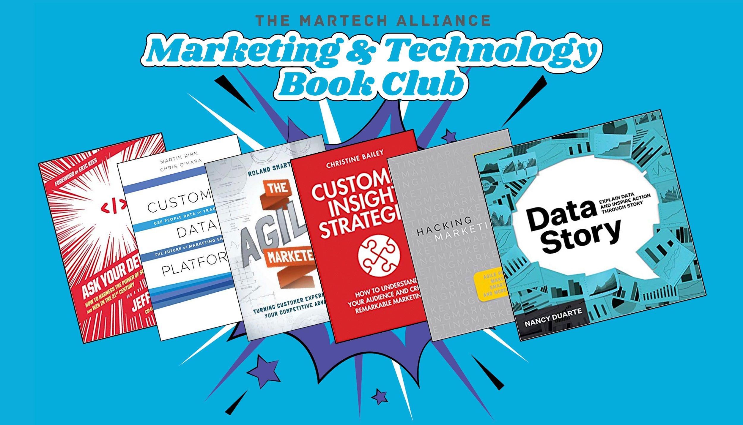 Top martech books