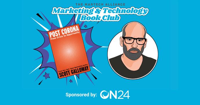 Book Club Scott Galloway ON24