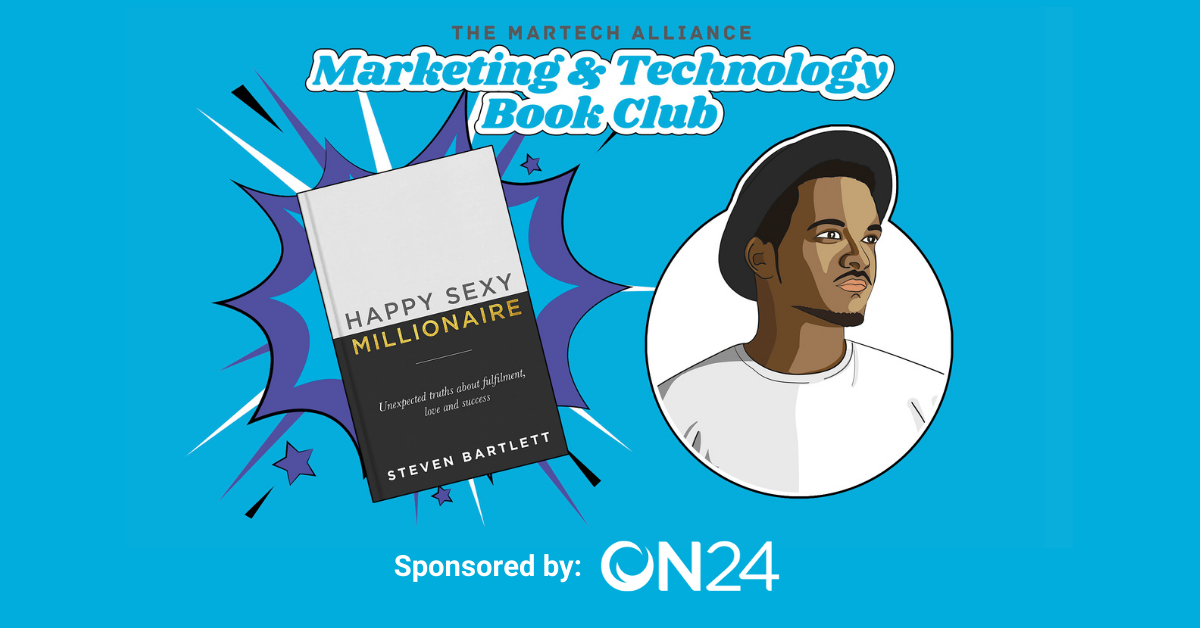 Book Club Steven Bartlerr with ON24