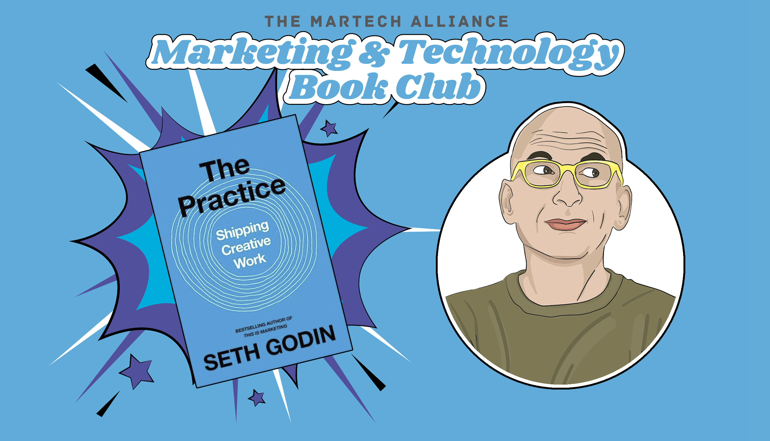 Book Club preview Seth Godin-The Practice