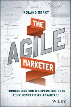 Agile Marketer book cover