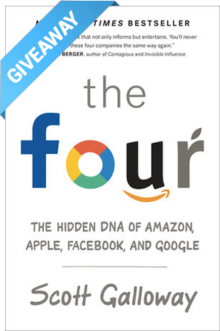 THE FOUR BOOK GIVEAWAY