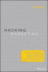 Book cover for Hacking Marketing by Scott Brinker