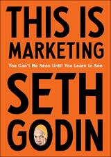 Book Cover for This is Marketing by Seth Godin