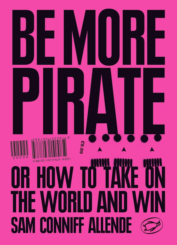 Be More Pirate book cover