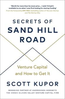 Secrets of Sandhill Road book cover