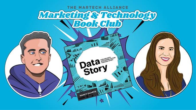 Marketing & Tech Book Club Nancy Duarte