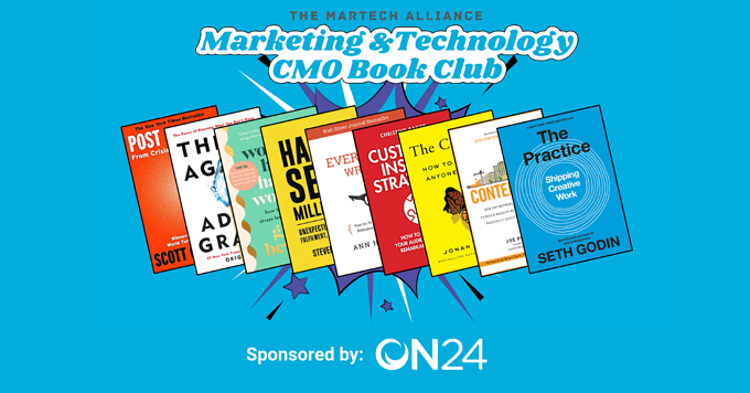 CMO Book Club with ON24