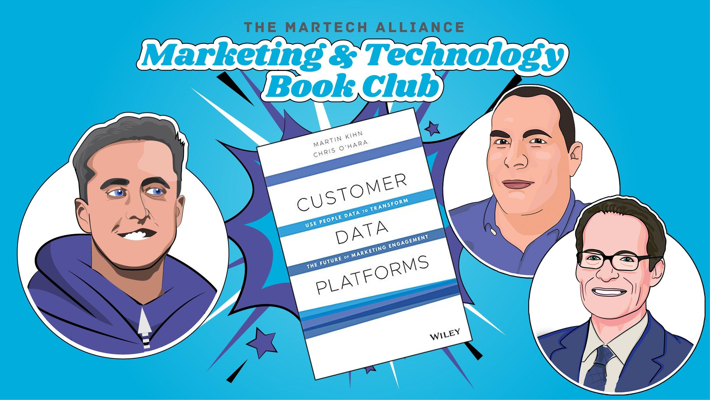 Marketing Book Club Customer Data Platforms