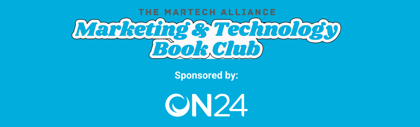 ON24 Book Club banner