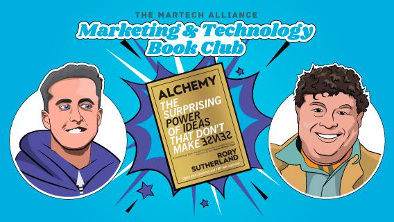 Alchemy by Rory Sutherland