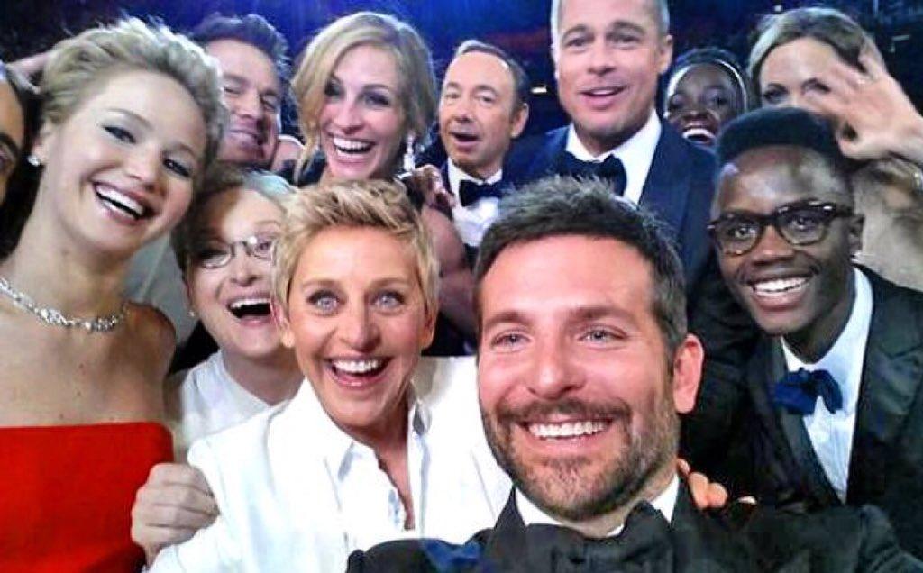 famous selfie