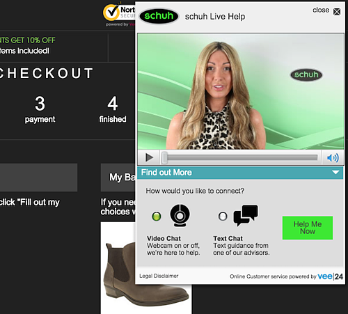 schuh-live-chat