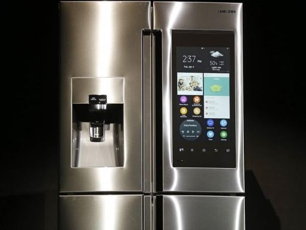 smart fridge IoT devices