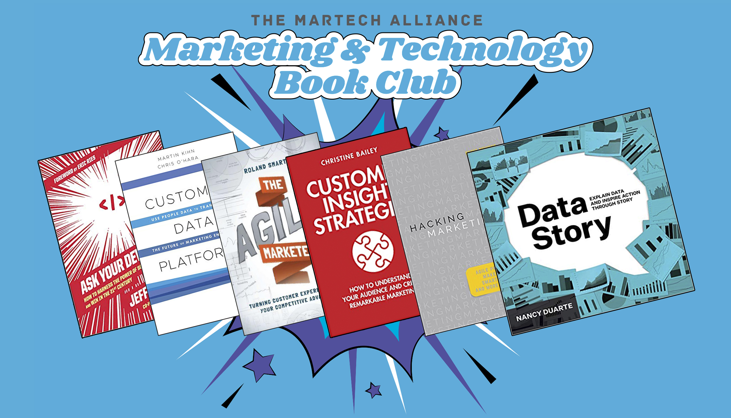 Top Martech Books