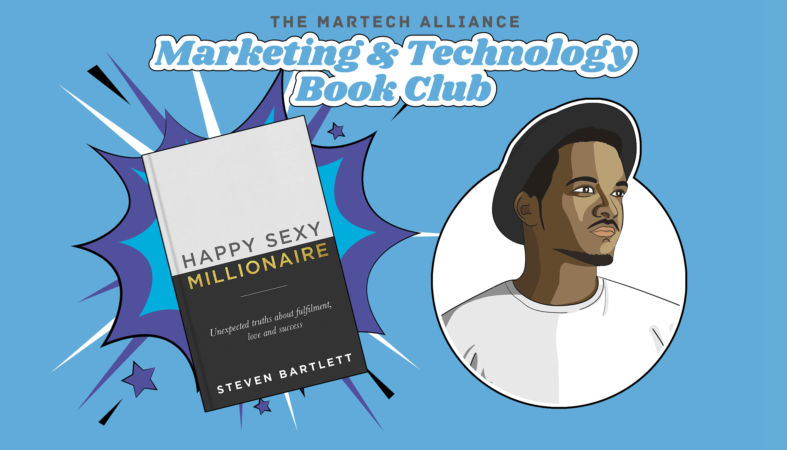 Book Of The Month - Happy Sexy Millionaire
