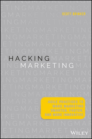 Marketing & Tech Book Club: Hacking Marketing by Scott Brinker