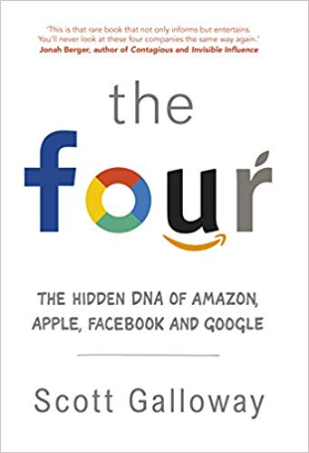 Marketing & Tech Book Club: The Four by Scott Galloway