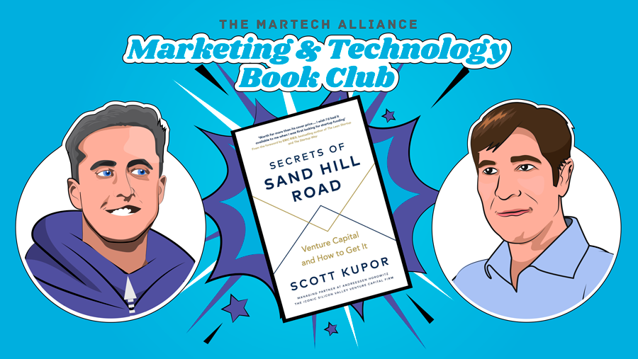 Marketing & Tech Book Club: Secrets of Sandhill Road by Scott Kupor