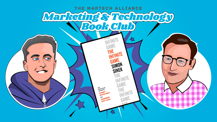 Marketing & Tech Book Club: The Infinite Game by Simon Sinek
