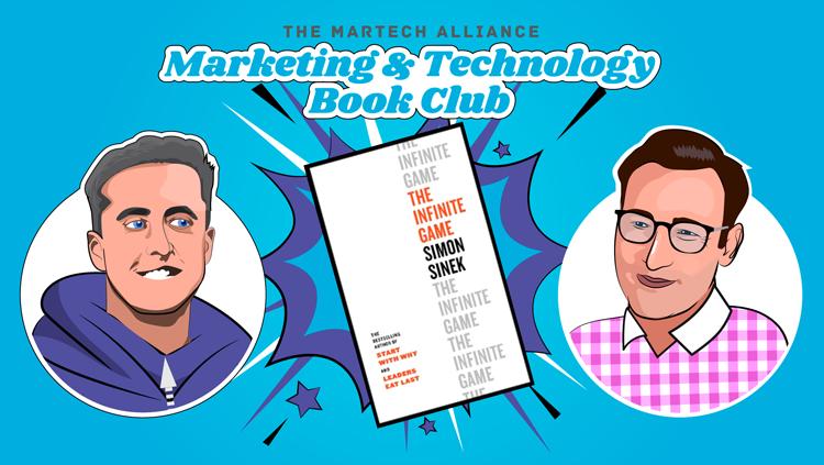 Marketing & Tech Book Club: The Infinite Game by Simon Sinek