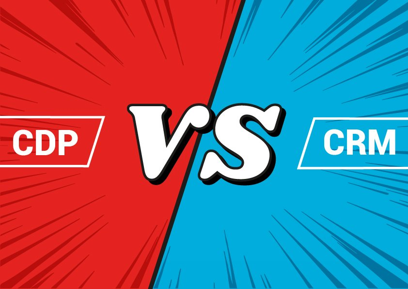 CDP Vs. CRM: What's the Difference and Why Do I Need One?