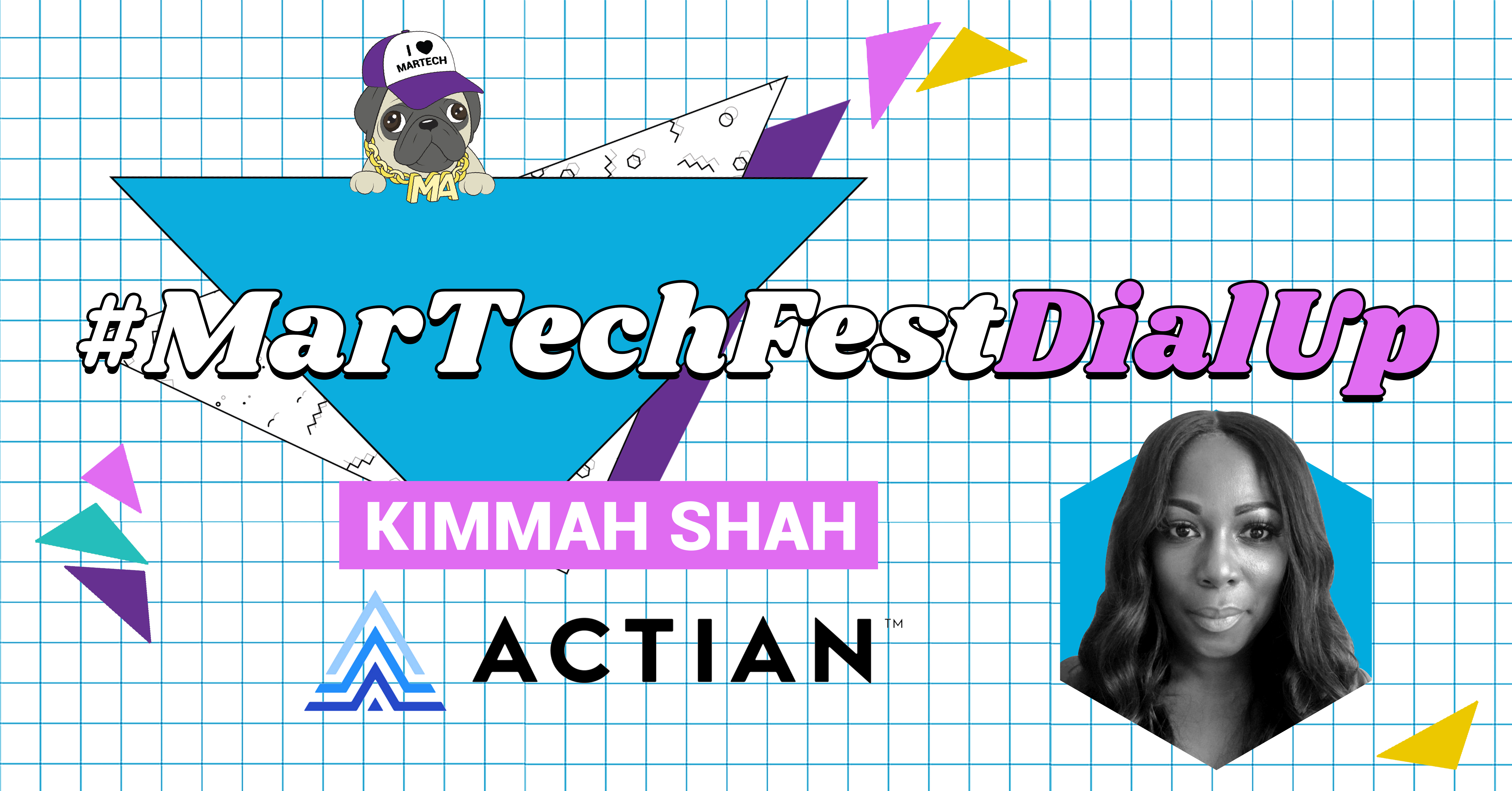 Q&A: Meet... Dial Up Speaker Kimmah Shah
