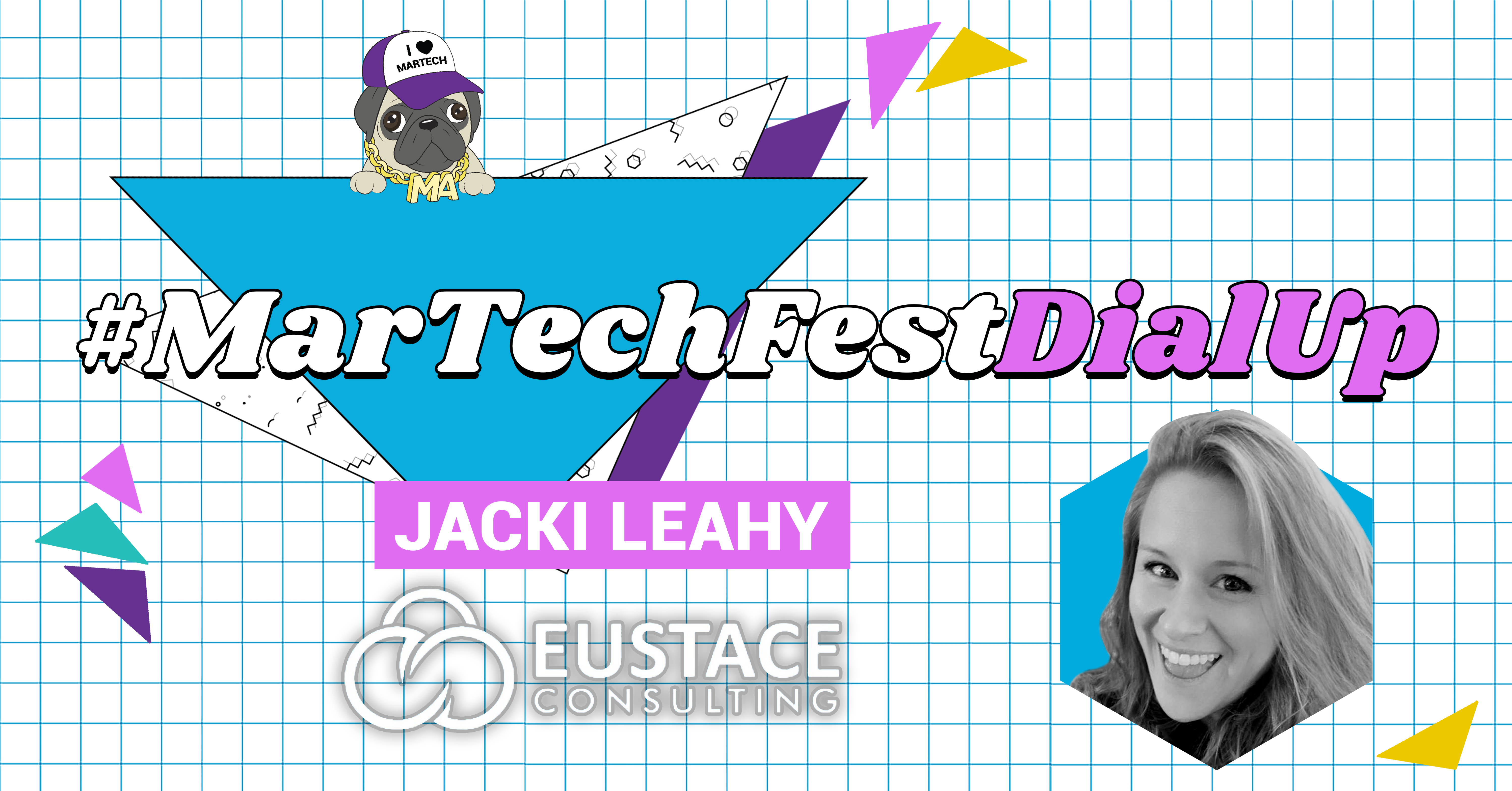 Q&A: Meet... Dial Up Speaker Jacki Leahy