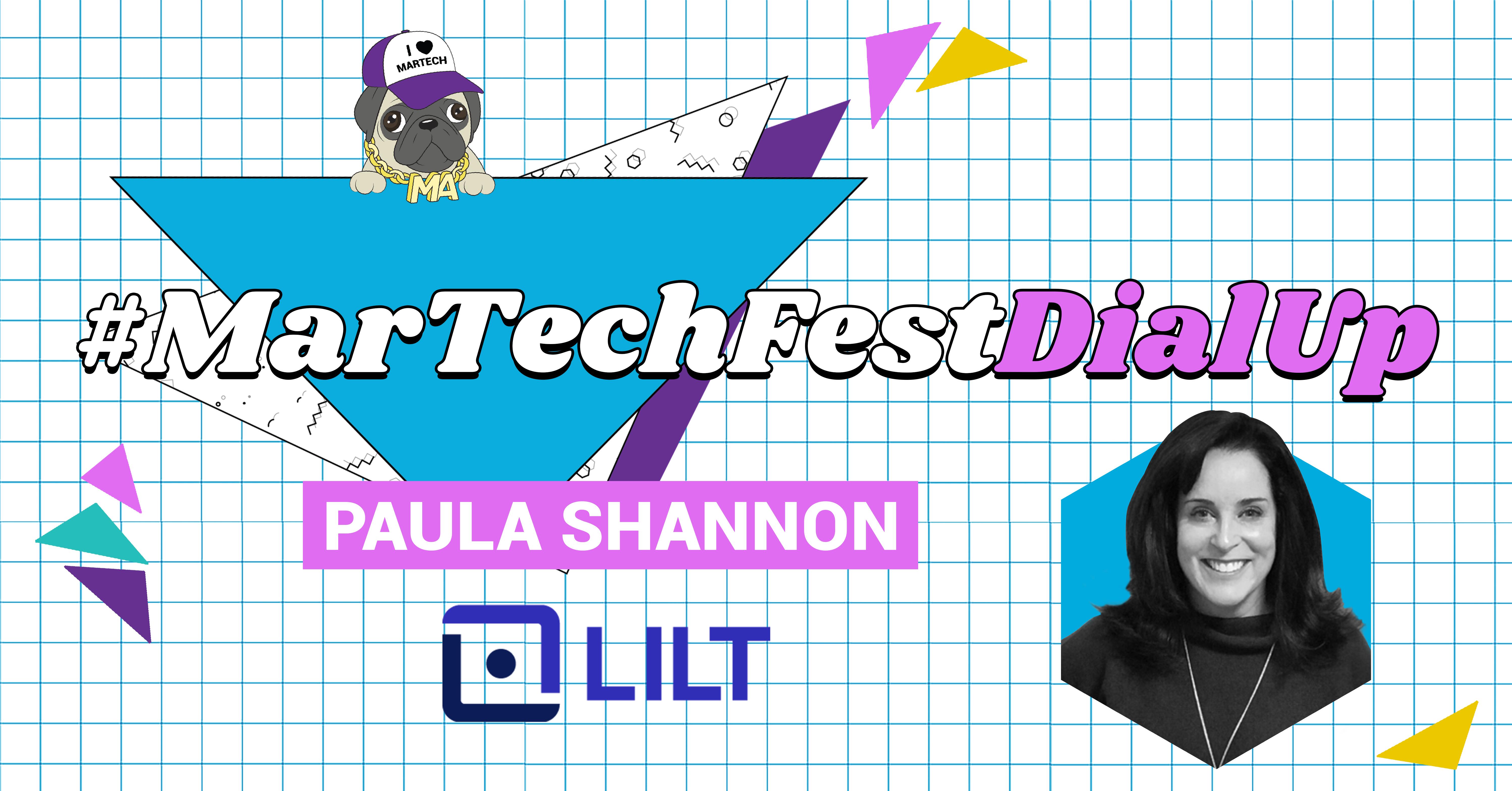 Q&A: Meet... Dial Up Speaker Paula Shannon