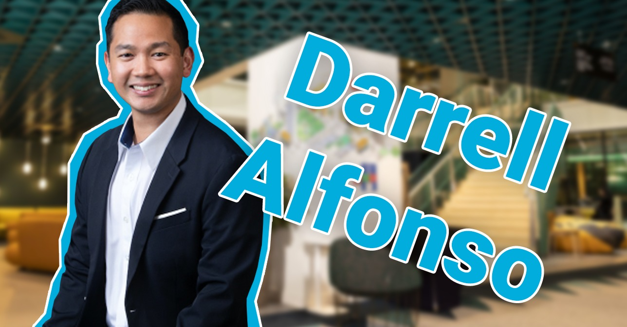 Who is... Darrell Alfonso?