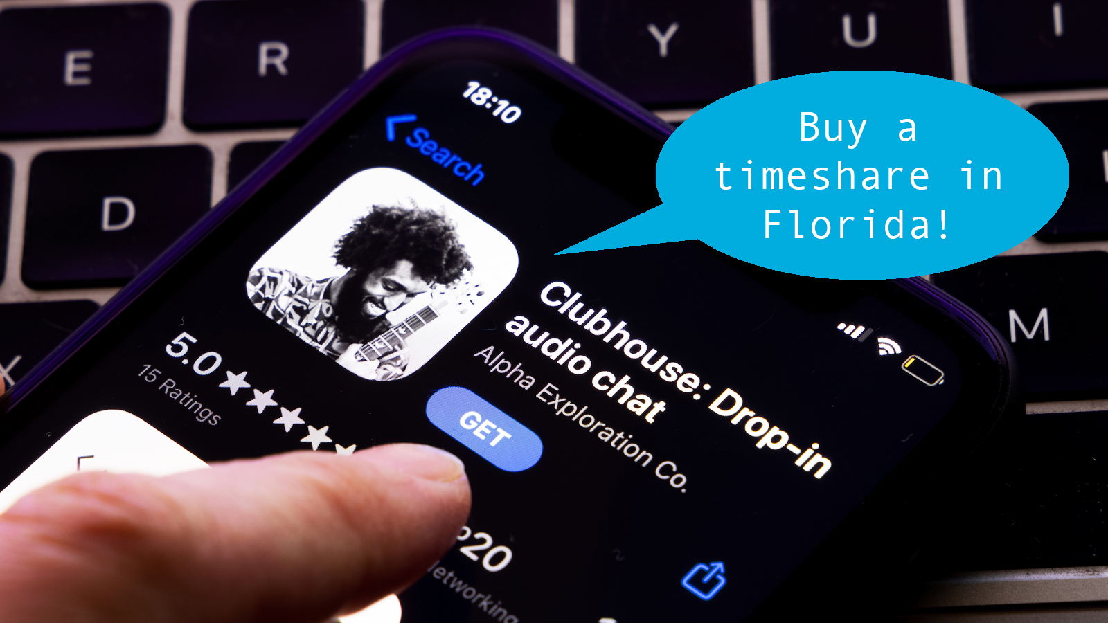 Are apps like Clubhouse changing the world of audio marketing?