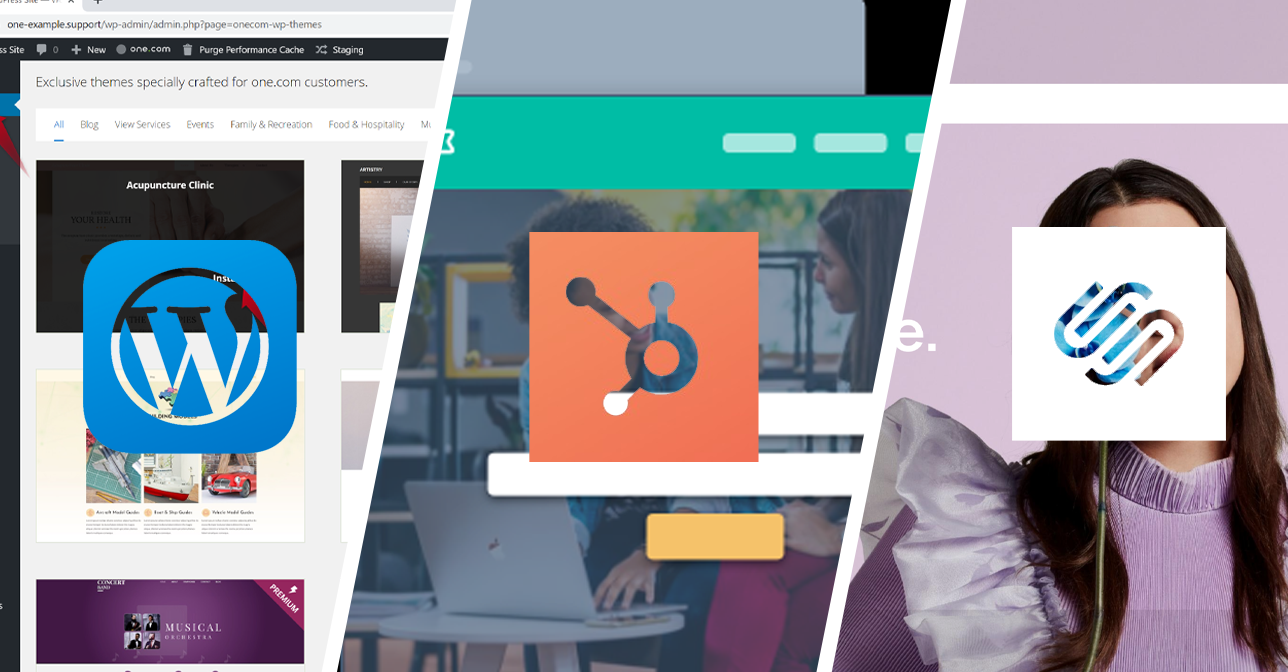 Seven Popular CMS Tools: Pros and Cons