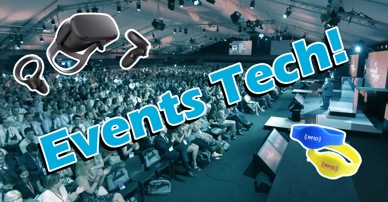 Five Key Trends in Events Tech