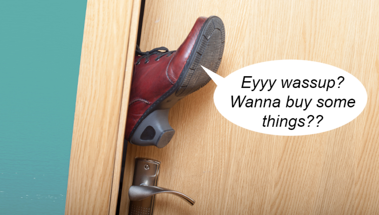 What Is Foot in the Door Theory and How Should You Use It?