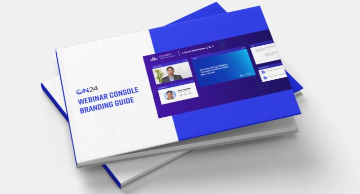 ON24 Webinar Benchmarks Report — EMEA