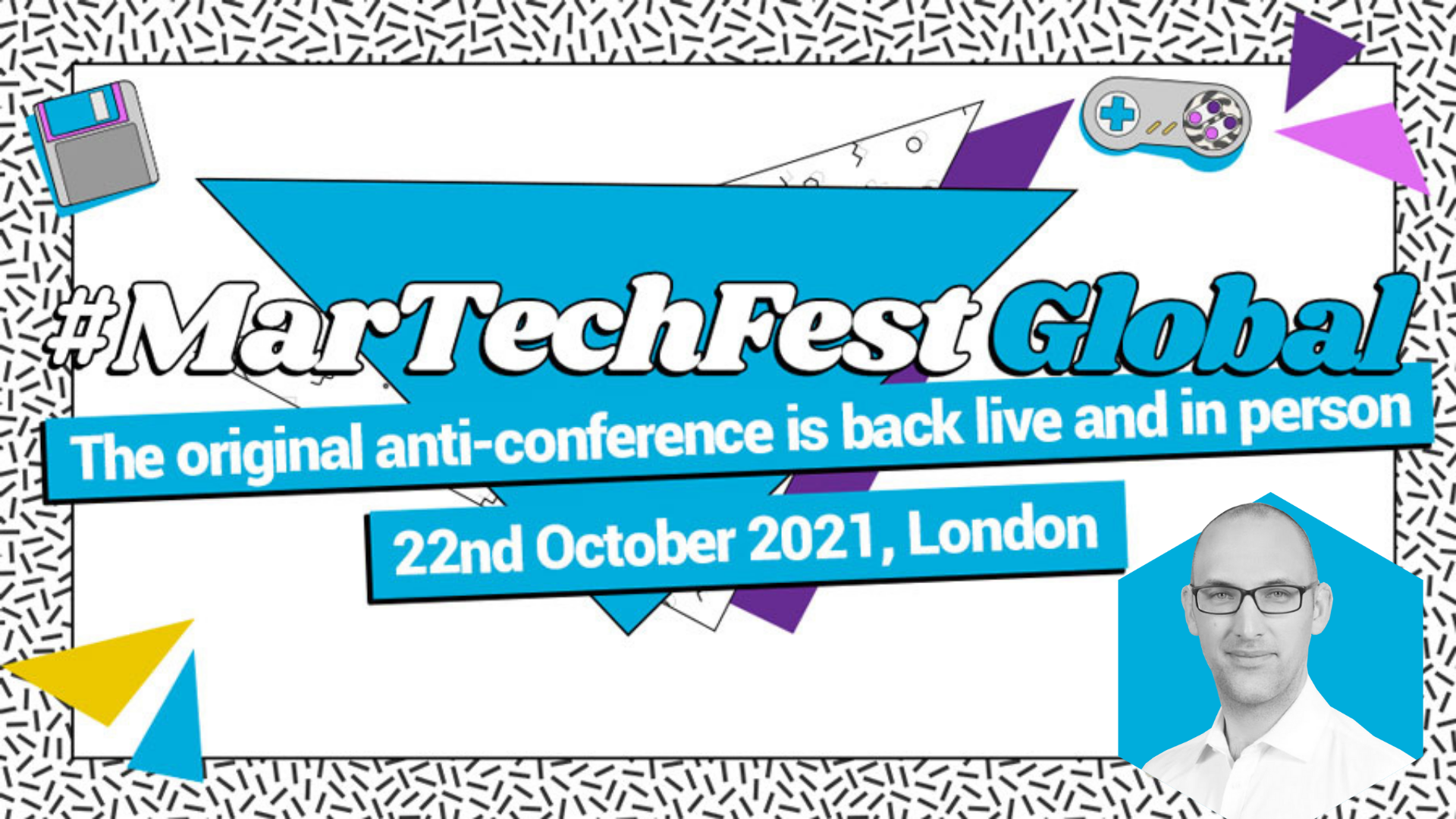 Q&A: Meet...#MarTechFest Dial Up Global Speaker Tim Bond